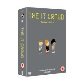 The IT Crowd : Series 1-3 DVD Box Set