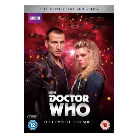 Doctor Who - The Complete BBC Series 1 DVD Box Set BBC 5051561039652