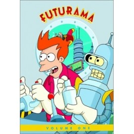 Futurama: Season 1 DVD