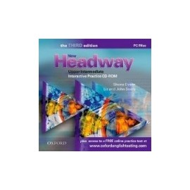 New Headway Upper-intermediate Third Edition Interactive Practice CD-ROM