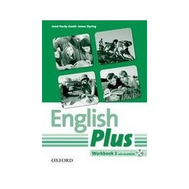 English Plus 3 Workbook + MultiROM (Czech Edition)
