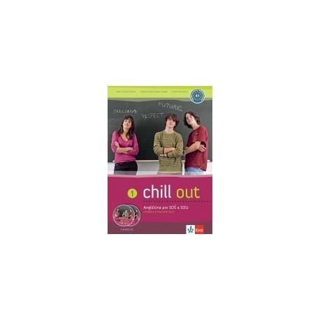 Chill out 1 učebnice + pracovní sešit + 2 Audio CD Klett 9788073971113