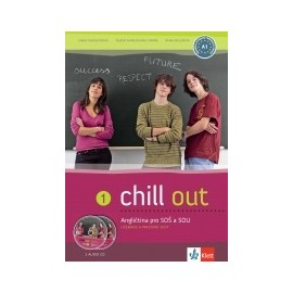 Chill out 1 učebnice + pracovní sešit + 2 Audio CD