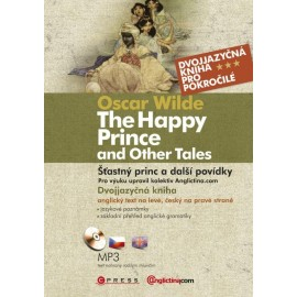 The Happy Prince and Other Tales / Šťastný princ a další povídky + MP3 Audio CD