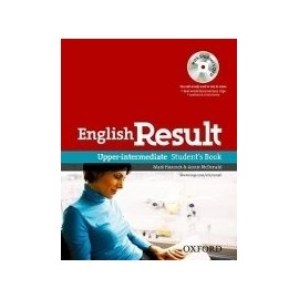 English Result Upper-intermediate Student's Book + DVD PACK