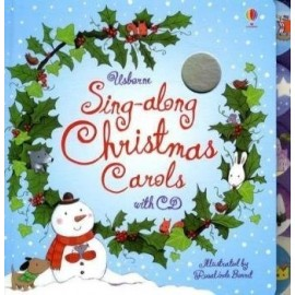 Sing-along Christmas Carols + CD