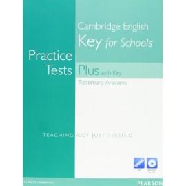 Key for Schools Practice Tests Plus + MultiROM