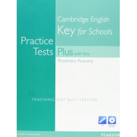 Key for Schools Practice Tests Plus + MultiROM