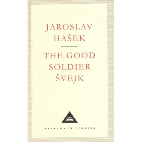 Good Soldier Švejk (hardback) Everyman's Library 9781857151510