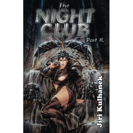 The Night Club Part II Createspace 9781453861370