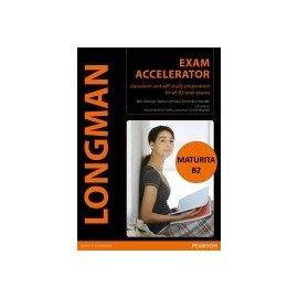 Longman Exam Accelerator + 2 Audio CDs