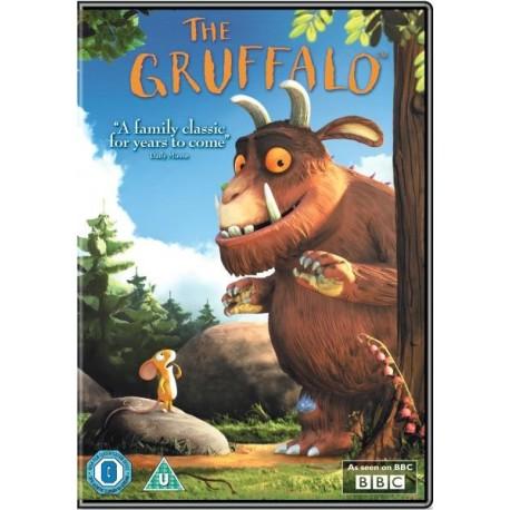 The Gruffalo DVD Entertainment One 5030305106980