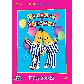 Bananas in Pyjamas: Birthday Special DVD