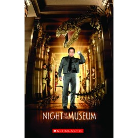 Scholastic Readers: Night at the Museum + CD