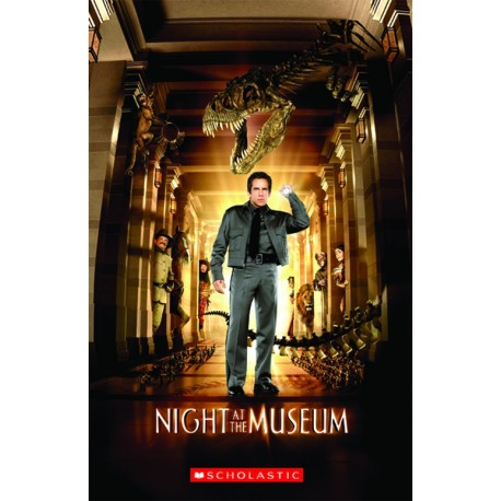 Scholastic Readers: Night at the Museum + CD Scholastic 9781905775248