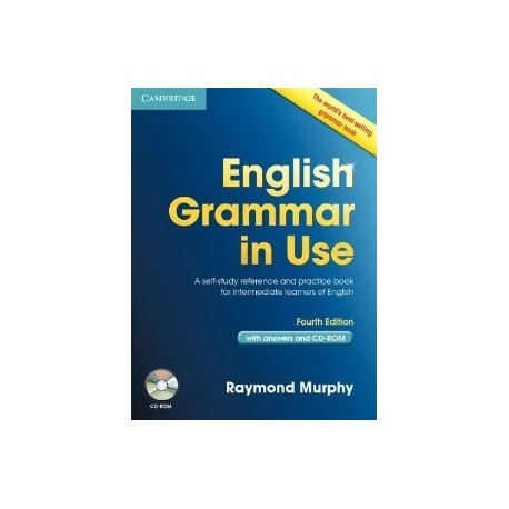 English Grammar in Use Fourth Edition with answers + CD-ROM Cambridge University Press 9780521189392