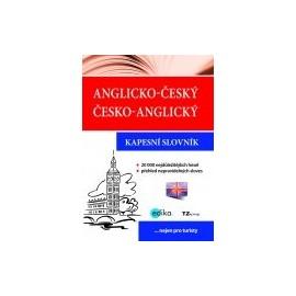 Anglicko-český,česko-anglický - kapesní slovník ... nejen pro turisty