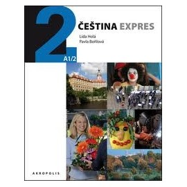 Čeština Expres 2 with English Appendix, Workbook + CD