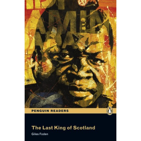 The Last King Of Scotland + MP3 audio CD Penguin Readers 9781408263921