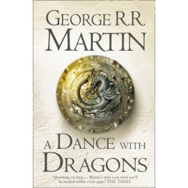 A Dance with Dragons (UK edition)