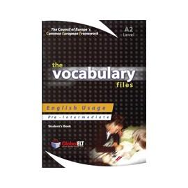 Vocabulary Files Pre-intermediate A2 Student's Book