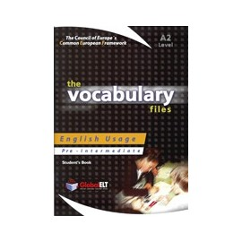 Vocabulary Files Pre-intermediate A2 Student's Book
