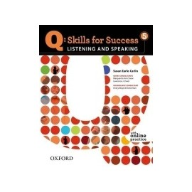 Q: Skills for Success 5 Listening and Speaking Student's Book with Online Practice