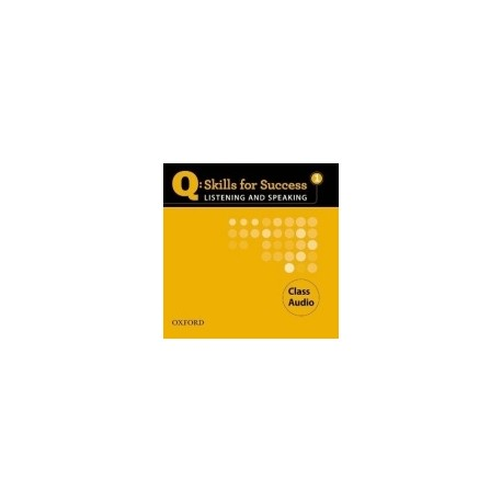 Q: Skills for Success - Listening and Speaking 4: Student Book