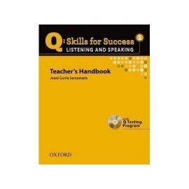 Q: Skills for Success 1 Listening and Speaking Teachers Handbook With Q Testing Program