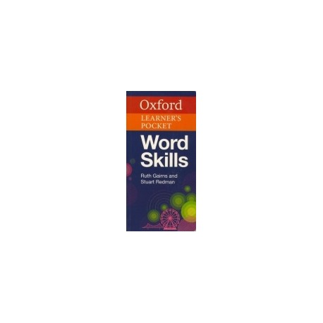 Oxford Learner's Pocket Word Skills Oxford University Press 9780194620147