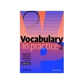 Vocabulary in Practice 2 - Elementary