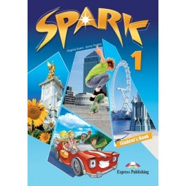 Spark 1 Student´s Book (Monstertrackers)