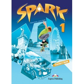 Spark 1 - teacher´s book (interleaved)