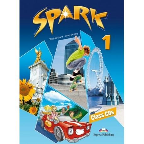Spark 1 - Class audio CDs (set of 3)
