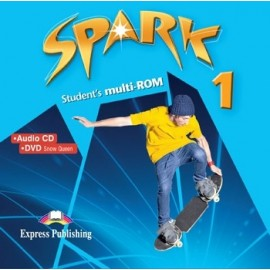 Spark 1 - student´s multi-ROM (audio CD+DVD)