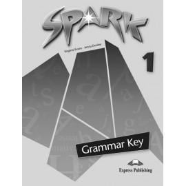 Spark 1 - Grammar Book Key