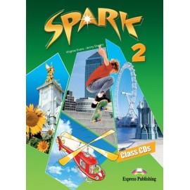 Spark 2 - Class Audio CDs (set of 4)