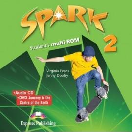 Spark 2 - Student´s multi-ROM (audio CD+DVD)