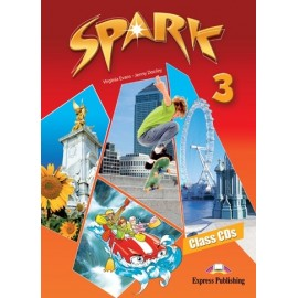 Spark 3 - Class audio CDs (set of 4)
