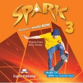 Spark 3 - student´s multi-ROM (audio CD+DVD)