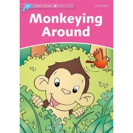 Dolphin Readers Starter - Monkeying Around