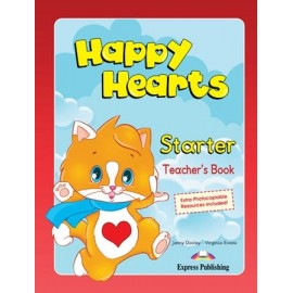 Happy Hearts Starter Teacher's Book