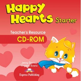 Happy Hearts Starter Teacher's Resource CD-ROM
