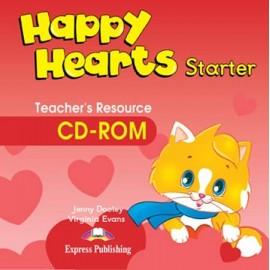Happy Hearts Starter Teacher's Resource CD-ROM