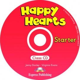 Happy Hearts Starter Class Audio CD
