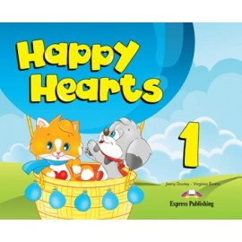 Happy Hearts 1 Pupil's Book + Stickers and Press Outs + Extra Optional Units