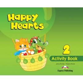 Happy Hearts 2 Activity Book