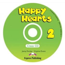 Happy Hearts 2 Class Audio CD