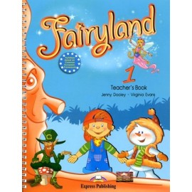 Fairyland 1 Teacher's Book Interleaved + Posters