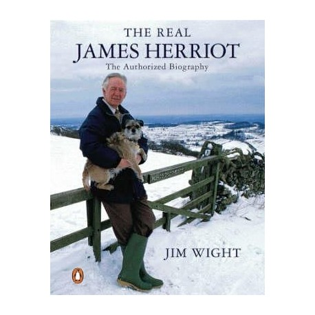 The Real James Herriot Penguin 9780140268812
